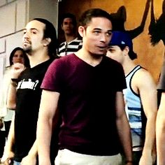 Anthony Ramos is my baby