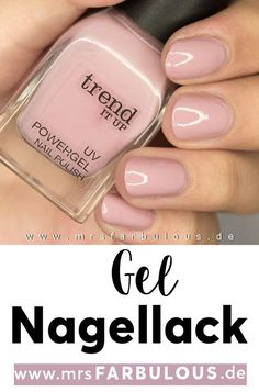 trend IT UP UV Powergel Nail Polish Nagellack. Matt oder shiny Nägel für den Herbst Farben für schöne Nägel. Passende Farbe für Weihnachten und Silvester.