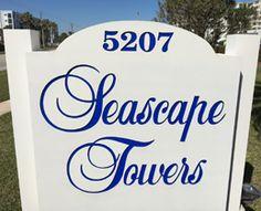Seascape oceanfront beach condo, New Smyrna Beach FL