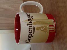Copenhagen Starbucks City Mug