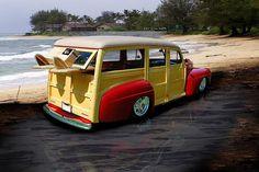 1946 Ford Woody Wagon ★。☆。JpM ENTERTAINMENT ☆。★。