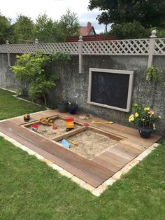 Creative and Cute Backyard Garden Playground for Kids - Page 3 of 37 #BackyardGarden