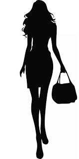 Everyday getaway l Classy l On-the-go Woman Face Silhouette, Silhouette Design, Silhouette Cameo, Wall Stickers Unique, Stencils, Code Black, Sharpie Art, Dress Drawing, Picture Story