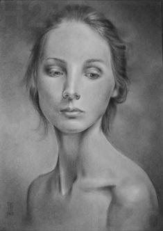 Carboncillo Charcoal Mona Lisa, Artwork, Fictional Characters, Dibujo, Portraits, Graphite, Drawings, Work Of Art, Auguste Rodin Artwork