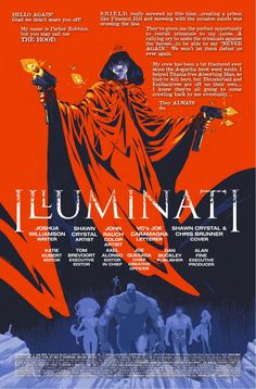 Preview: Illuminati #7, Story: Joshua Williamson Art: Shawn Crystal Cover: Shawn Crystal Publisher: Marvel Publication Date: May 11th, 2016 Price: $3.99    It'...,  #All-Comic #All-ComicPreviews #Comics #Illuminati #JoshuaWilliamson #Marvel #previews #ShawnCrystal