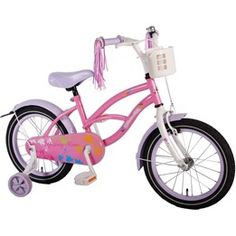 "Volare - Springtime Cruiser 16"" - Pink/Purple"