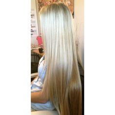 ღ Hair style Fashion ღ ❤ liked on Polyvore featuring beauty products, haircare, hair styling tools, hair and hairstyles