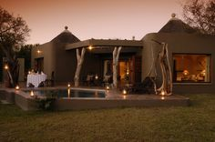 Sabi Sabi Resort, South Africa
