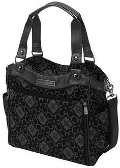 Petunia Pickle Bottom 'City Carryall - Fall 2014' Jacquard Diaper Bag