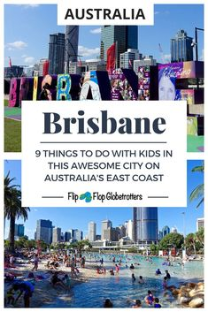 Brisbane, Australia, is a very family friendly city. Compact and easy to navigate with lots of kids activities. You'll find plenty of fun things to do with kids in Brisbane. Check out these local insiders tips! Travel With Kids, Family Travel, Family Trips, Things To Do In Brisbane, Brisbane Kids, Kids Things To Do, Travel Photos, Travel Tips, All Family