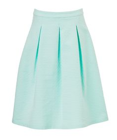 The one that got away D: Should have bought it when I saw it in store but waited for a sale that never came.. :( The Sportsgirl Lady Skirt in Mint - perfect length and perfect cut!!