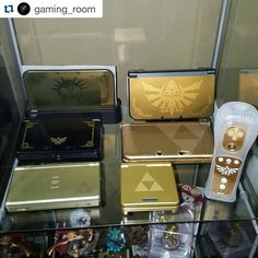 #Repost @gaming_room with @repostapp  My The Legend of Zelda Edition Consles  #nintendo #gameboyadvance #nintendodsi #dsi #nintendo3ds #3ds #nintendo3dsxl #3dsxl #nintendowii #wii #nintendonew3dsxl #new3dsxl #legendofzelda #zelda #thelegendofzelda #igersnintendo by nintendolife