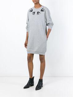 #mcq #sweatdress #women #girls #fashion #style  www.jofre.eu