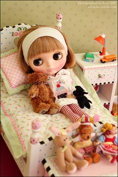 Happy Harbor by hayo♡  #doll #blythe #cute
