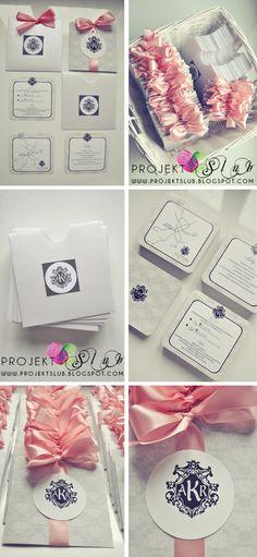 projekt ŚLUB - zaproszenia ślubne, oryginalne, nietypowe dekoracje i dodatki na…