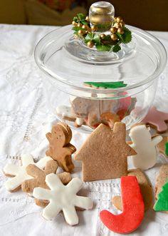 biscotti cannella e biscotti zenzero