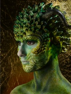 Makeup - Cristyn Wu  Prosthetic design.