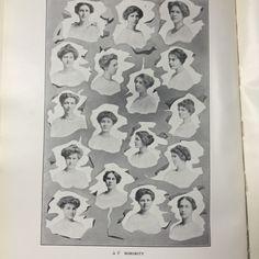 Delta Gamma Sorority-The TEL-BUCH Yearbook 1912