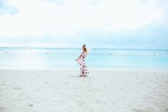 3 Printed Dress Ideas for a Summer Beach Vacation! Outfits for summer and how I wear them. These dresses are from LuLu's and are perfect for everyone!