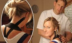 Experts believe using the adhesive tape, which is popular with athletes like David Beckham, can reduce head pain.