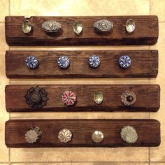 A personal favorite from my Etsy shop https://www.etsy.com/listing/223592035/rustic-jewelry-holder