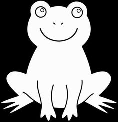 Frog Coloring Pictures