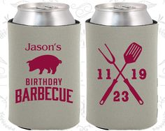 BBQ Birthday Favors, Custom Birthday Party Gifts, Barbecue Birthday Favors, Summer Birthday, Birthday Party Favors (20253)