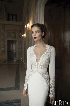 Moda sexy para novias: conoce la propuesta de la marca Berta - Terra México