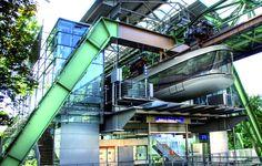 Studie Wuppertaler Schwebebahn   doellmann architecture + design