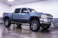 Custom 4x4 Chevy Trucks | lifted trucks for sale 2012 chevrolet silverado 1500 lt 4x4 custom ...
