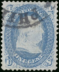 This 1868 1 cent Z-Grill stamp sold for $935,000 in 1998 to Mystic Stamp Company, a stamp dealer. Siegel Auctions auctioned the stamp as part of the Robert Zoellner collection. Zachary Sundman, the eleven-year-old son of Mystic Stamp Company President Donald Sundman, was the individual responsible for wielding the paddle and doing the actual bidding. Later, in late October 2005, Sundman traded this Z-Grill to financier Bill Gross for a block of four Inverted Jenny stamps worth nearly $3…