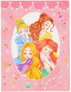 tinkeperi tumblr art | Disney Store Japan's princess package design illustration - so pretty ...