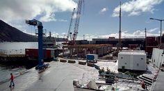 PORTO DA CALHETA: Empreitada no Porto de Velas (44)
