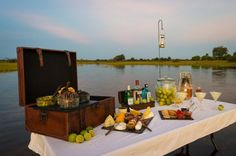 In the Okavango Delta, let Vumbura spoil and delight you in this magnificent place
