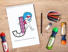Colouring Pages Alphabet Printable : Imagination alphabet colouring pages phonics spy