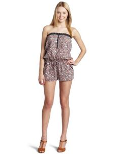 Roxy  Sea Bud Romper $49.50