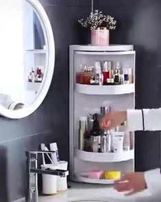 Regal Bad, Triangle Shelf, Diy Casa, Home Gadgets, Cooking Gadgets, Bedroom Gadgets, Kitchen Gadgets, Cooking Tools, Kitchen Hacks