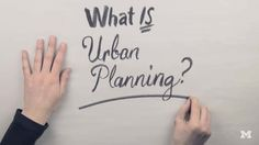 What is Urban Planning?