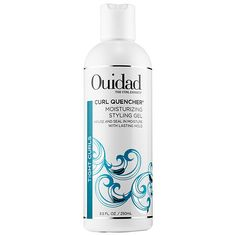 Ouidad - Curl Quencher® Moisturizing Styling Gel #sephora
