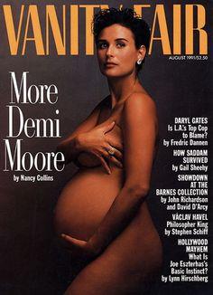 #iconic magazine covers @mrskutcher onVanity Fair