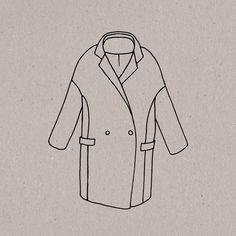 Avec ce manteau à la couple ample et longue, nous avions envie de rendre hommage à l'esprit libre et résistant des Françaises. Affranchissez-vous des codes, dégainez votre allure nonchalante et élégante. Jouez avec l'esprit masculin/féminin : Mazarine est un manteau boyish entièrement doublé dont l'allure garçonne réveillera la Jane Birkins qui est en vous. Un lainage souple comme une laine bouillie ou un drap de laine lui conviendront très bien ! With this coat cut loose and long, we fe...