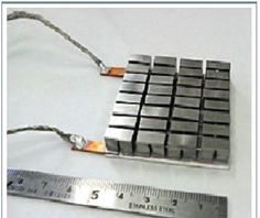 Thermoelectric Generator Example