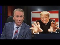 Real Time with Bill Maher: Over time - New Rule | Groped by Donald Trump...