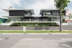 Twin Homes for the Family - INDESIGNLIVE SINGAPORE   Daily Connection to Architecture and Design