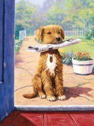 Bulk Buy: Royal Brush Junior Small Paint By Number Kit 8 3/4 X 11 3/4 The News Boy PJS47