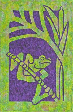 FROG QUILT           PC