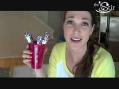 Perfect Labor Day Snack: Frosted Pretzels! - Crafty Mom's Weekly Challenge - Episode 11 - YouTube