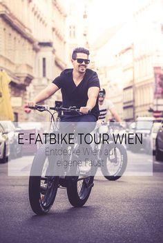 Holt euch ein E-Fatbike und erkundet Wien auf eigene Faust! Mindesteilnehmerzahl: 6 Personen Dauer: 10:00 – 17:30 Uhr Tours, Explore, Clock
