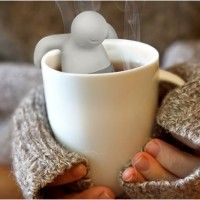 Tea Infuser ...Mr. Tea is the perfect tea-time companion for your afternoon tea. $10.00