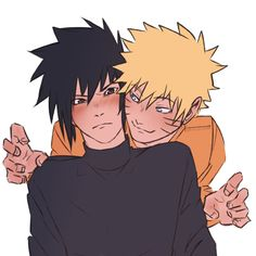 from the story Sasunaru Pics 2 by Demon_Baka (BakaFox) with reads. Naruto Shippuden Sasuke, Sasunaru, Anime Naruto, Naruto Comic, Naruto Fan Art, Naruto Cute, Narusaku, Gaara, Itachi